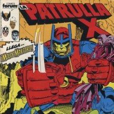Cómics: LA PATRULLA-X VOL.1 Nº 91 - FORUM. Lote 97072803