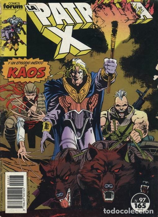 LA PATRULLA-X VOL.1 Nº 97 - FORUM (Tebeos y Comics - Forum - Patrulla X)