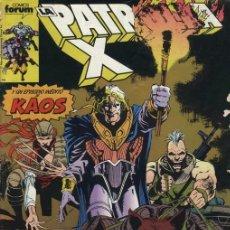 Cómics: LA PATRULLA-X VOL.1 Nº 97 - FORUM. Lote 97072935