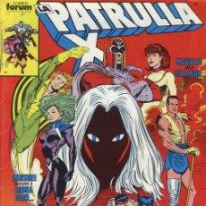 Cómics: LA PATRULLA-X VOL.1 Nº 98 - FORUM. Lote 97072967