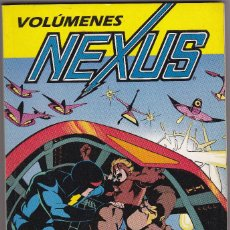 Comics: NEXUS TOMO Nº 1 VOLÚMENES NEXUS INCLUYE Nº 1, 2, 3, 4. Lote 97095887