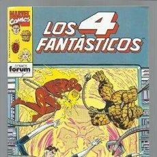 Cómics: LOS 4 FANTÁSTICOS 119, 1992, FORUM, IMPECABLE. Lote 148065410