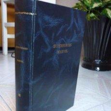 Cómics: TOMO ENCUADERNADO SELECCIONES MARVEL Y TESOROS MARVEL:VENGADORES,4 FANTASTICOS,DEFENSORES,CAMPEONES. Lote 97163831
