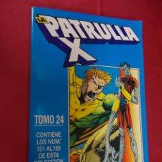 Cómics: LA PATRULLA X VOL. 1. TOMO24. RETAPADO. CONTIENE LOS NÚMEROS DEL 151 AL 155. FORUM. Lote 97173871