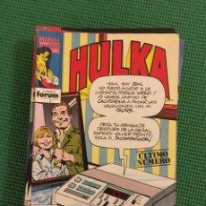 Cómics: HULKA COMPLETA - 27 NÚMEROS - PREGUNTA POR NÚMEROS SUELTOS. Lote 91582925