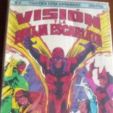 Cómics: EXTRA SUPERHEROES N 2 AÑO 1983. Lote 97186123