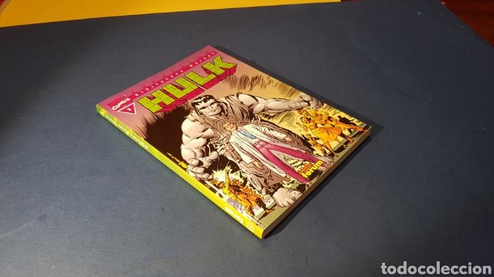 BIBLIOTECA MARVEL HULK 1 EXCELENTE ESTADO FORUM (Tebeos y Comics - Forum - Prestiges y Tomos)