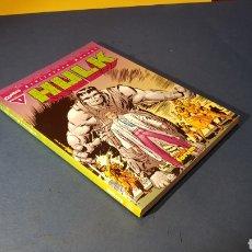 Cómics: BIBLIOTECA MARVEL HULK 1 EXCELENTE ESTADO FORUM. Lote 97188068