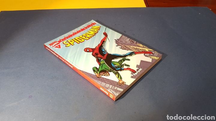 BIBLIOTECA MARVEL SPIDERMAN 1 EXCELENTE ESTADO FORUM (Tebeos y Comics - Forum - Prestiges y Tomos)