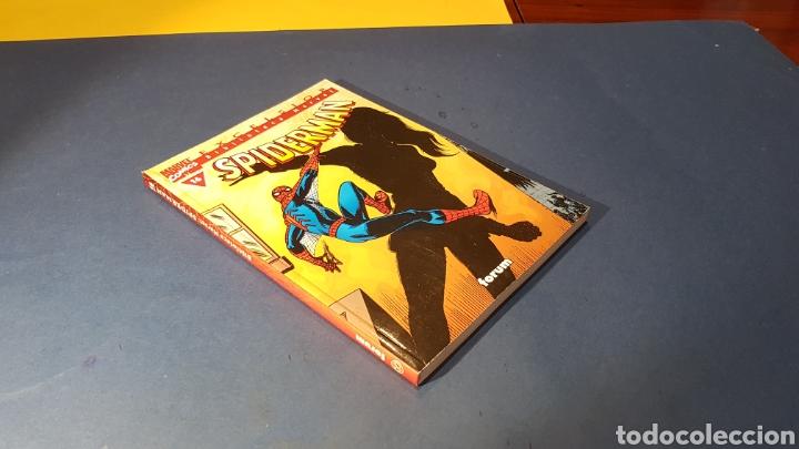 BIBLIOTECA MARVEL SPIDERMAN 16 EXCELENTE ESTADO FORUM (Tebeos y Comics - Forum - Prestiges y Tomos)