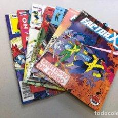 Cómics: LOTE FACTOR X - FORUM - 1988 (7 CÓMICS). Lote 97237539