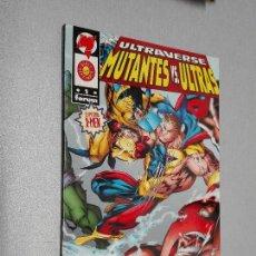 Cómics: ULTRAVERSE: MUTANTES VS. ULTRAS / MALIBU CÓMICS - FORUM. Lote 97283015