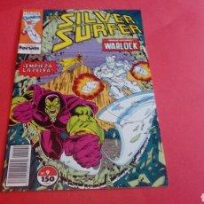 Cómics: SILVER SURFER 9 VOL 2 EXCELENTE ESTADO FORUM. Lote 97285671