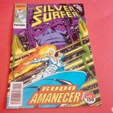 Cómics: SILVER SURFER 13 VOL 2 EXCELENTE ESTADO FORUM. Lote 97286447