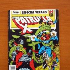 Cómics: LA PATRULLA X - ESPECIAL VERANO 1989 - COMICS FORUM. Lote 97351239