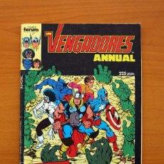 Cómics - Los Vengadores Annual - Especial Primavera 1987 - Comics Forum - 97352835