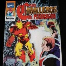 Cómics: COMIC LOS CABALLEROS DE PENDRAGÓN 11 . VOL 1 COMICS FORUM. Lote 97357963