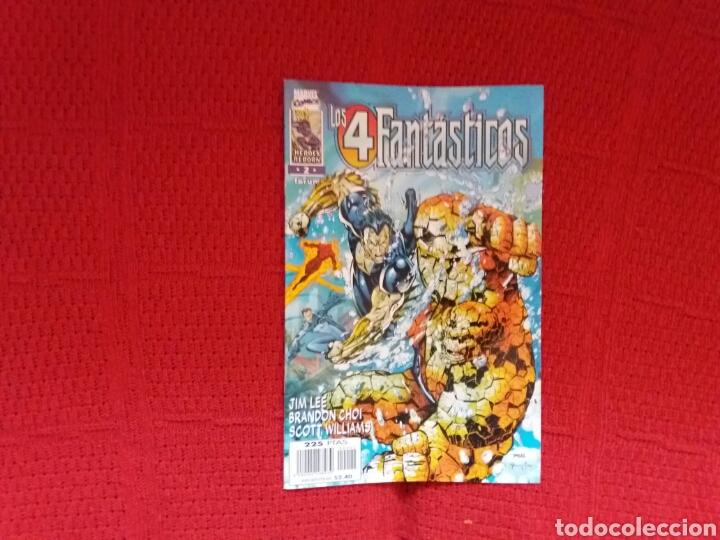 Cómics: HEROES REBORN LOS 4 FANTÁSTICOS N. 1-2-3-4-5-7 - Foto 3 - 97379239