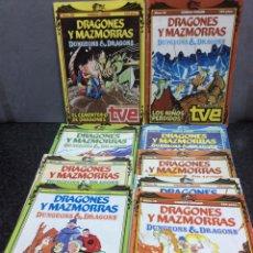 Cómics: DRAGONES Y MAZMORRAS, DUNGEONS & DRAGONS, LOTE DE 20 EJEMPLARES. Lote 97465179