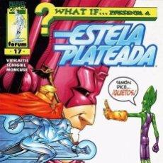 Cómics: WHAT IF… VOL 2 #17. ESTELA PLATEADA. SIMON DICE…. Lote 182553096