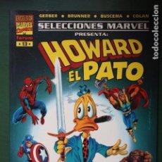 Cómics: HOWARD EL PATO. Lote 97553299
