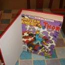 Cómics: CAPITÁN AMÉRICA/THOR 60, 61, 62, 64, 66, 67 Y 68, 1989, EN UN TOMO DE LUJO, IMPECABLE. Lote 97612083