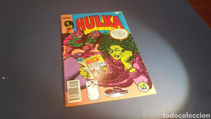 HULKA 2 FORUM (Tebeos y Comics - Forum - Hulk)