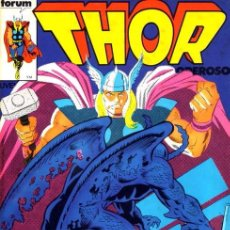 Cómics: THOR VOL.1 Nº 4 - FORUM. Lote 97701027