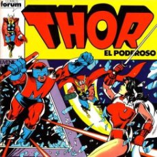 Cómics: THOR VOL.1 Nº 18 - FORUM. Lote 97702163