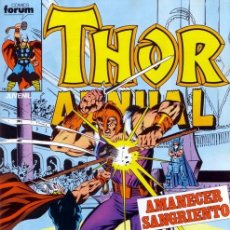 Cómics: THOR VOL 1 Nº 37 - ANUAL FORUM. Lote 97712639