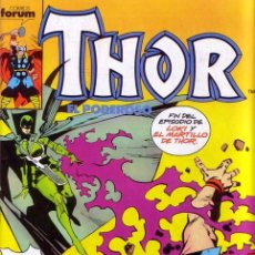 Cómics: THOR VOL 1 Nº 39 - FORUM. Lote 97713039