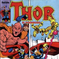 Cómics: THOR VOL 1 Nº 41 - FORUM. Lote 97713251