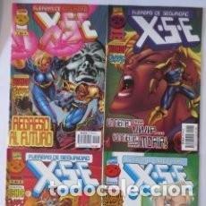 Cómics: X-S-E (OBRA COMPLETA - 4 NÚMEROS) - FORUM. Lote 97727339