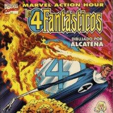 Cómics: LOS 4 FANTÁSTICOS - MARVEL ACTION HOUR - FORUM (NOVIEMBRE 1996) 009. Lote 97768703