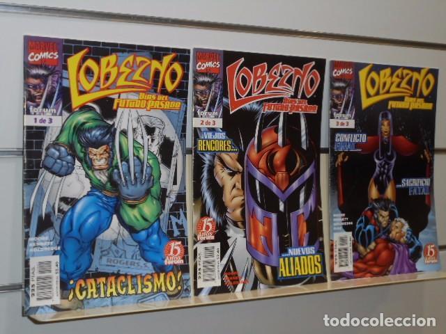 LOBEZNO DIAS DEL FUTURO PASADO COMPLETA 3 NUMS. - FORUM OFERTA (Tebeos y Comics - Otros Forum)