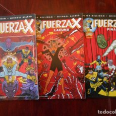 Cómics: FUERZA-X - COMPLETA - TOMOS 1,2 Y 3 - PETER MILLIGAN - FORUM - MARVEL COMICS (7G). Lote 97802879