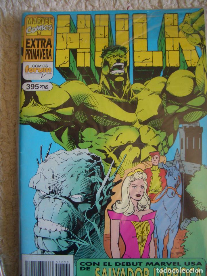 HULK EXTRA PRIMAVERA 1995 (FORUM, 1995) (Tebeos y Comics - Forum - Hulk)