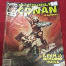 Cómics: LA ESPADA SALVAJE DE CONAN NUMERO 94 NORMAL ESTADO. Lote 235430395