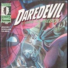 Cómics: DAREDEVIL Nº 18 DE JENKINS & WINSLADE & PALMER DE MARVEL KNIGHTS - FORUM. Lote 178928268