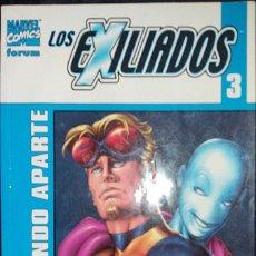 Cómics: LOS EXILIADOS Nº 3 DE WINICK & MCKONE & CALAFIORS FORUM COMICS. Lote 97923531