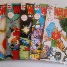 Cómics: WARLOCK CLASSIC (JIM STARLIN). 6 TOMOS (COLECCIÓN COMPLETA) FORUM (1992-93).. Lote 97947059