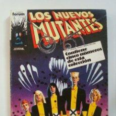 Los Nuevos Mutantes vol. 1 nº 21 al 25 (21, 22, 23, 24, 25) (Forum)