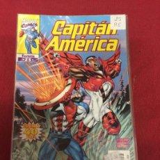 Cómics: CAPITAN AMERICA HEROES REBORN NUMERO 25 MUY BUEN ESTADO REF.42. Lote 97982055