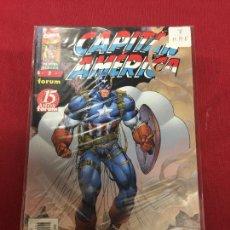 Cómics: CAPITAN AMERICA HEROES REBORN NUMERO 4 MUY BUEN ESTADO REF.42. Lote 97982071