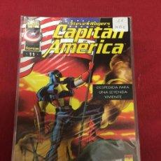 Cómics: CAPITAN AMERICA VOLUMEN 3 NUMERO 4 MUY BUEN ESTADO REF.42. Lote 97982131