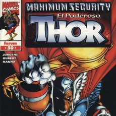 Cómics: THOR VOL.4 Nº 30 - FORUM IMPECABLE. Lote 98001639