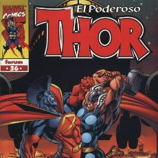 Cómics: THOR VOL.4 Nº 36 - ESPECIAL FORUM IMPECABLE. Lote 98001831