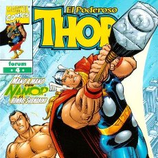 Cómics: THOR VOL 4 Nº 4 - FORUM IMPECABLE. Lote 98000731
