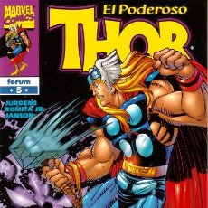 Cómics: THOR VOL.4 Nº 5 - FORUM IMPECABLE. Lote 98000859