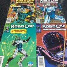 Cómics: ROBOCOP LOTE Nº 1 AL 4 -ED. FORUM. Lote 209893765